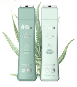 True Keratin Aloe Vera Bio Care 500 ml - Zestaw