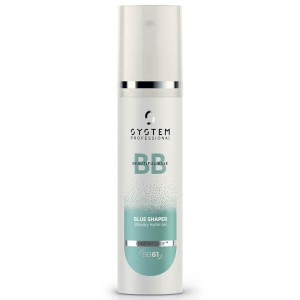SYSTEM PROFESSIONAL BB Blue Shaper 150 ml - Nawilżający Hydrogel.