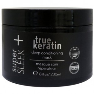 True Keratin Moroccan Miracle Super Sleek 230 ml - Maska