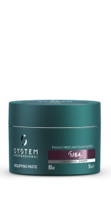 SYSTEM PROFESSIONAL MAN Sculpting Paste 80 ml - Pasta do Włosów.