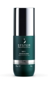 SYSTEM PROFESSIONAL MAN Texturizing Spray 125 ml - Spray Teksturujący.