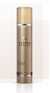 SYSTEM PROFESSIONAL ENERGY CODE Luxe Oil Light Oil Keratin Protect Spray 75 ml - Lekki Olejek w Sprayu Chroniący Keratynę.